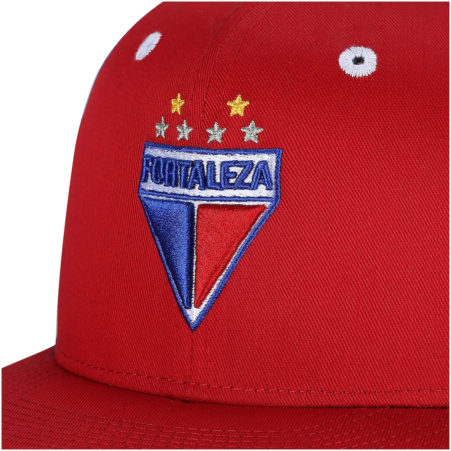 Boné Aba Reta do Fortaleza New Era 950 AF - Snapback - Adulto bb5f0e79736