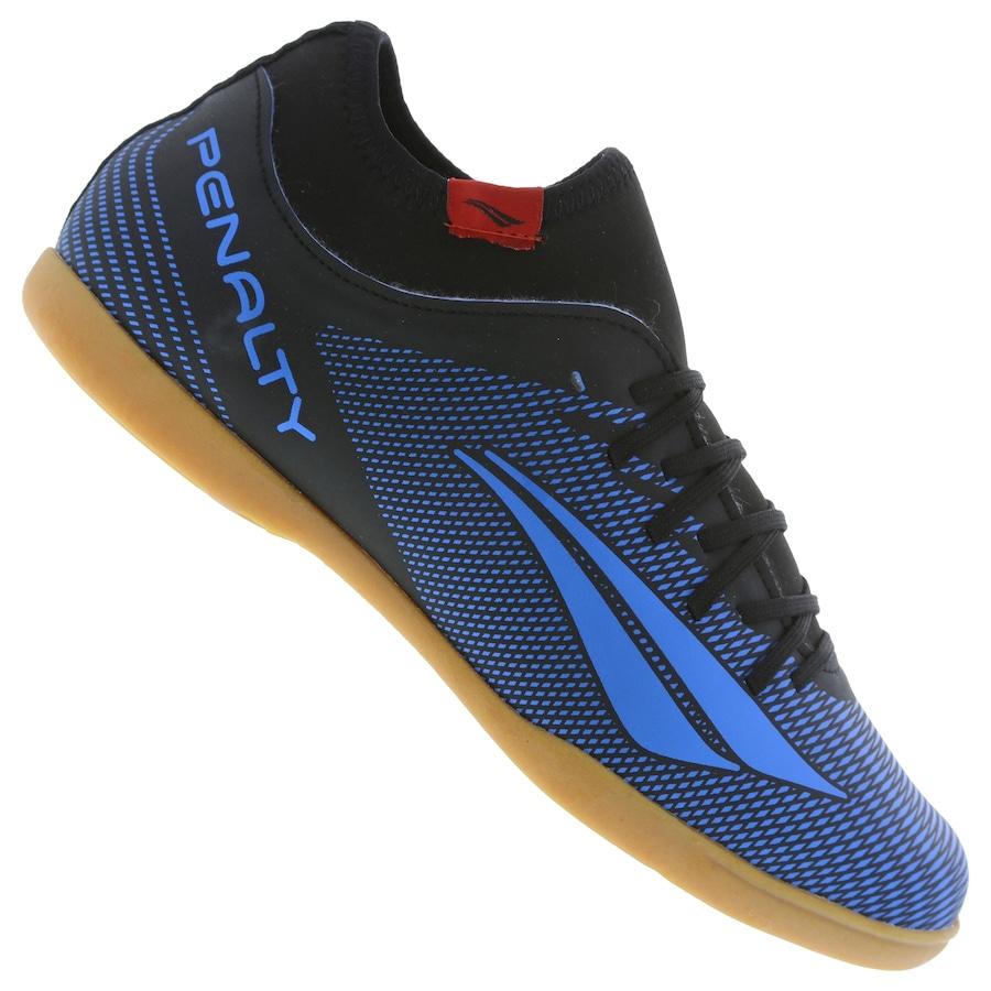 f2878d08336 Chuteira Futsal Penalty Storm Amazonas Locker IC - Adulto