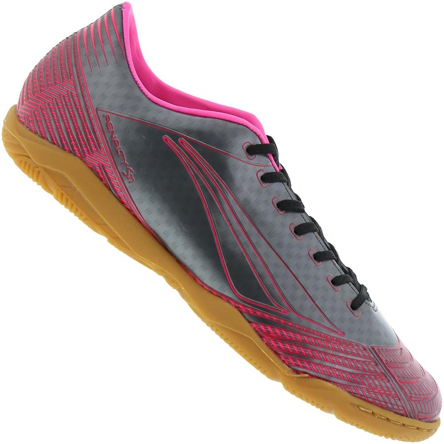 Chuteira Futsal Penalty S11 R2 VIII Arena IC - Adulto 2ac3ff416f9e9