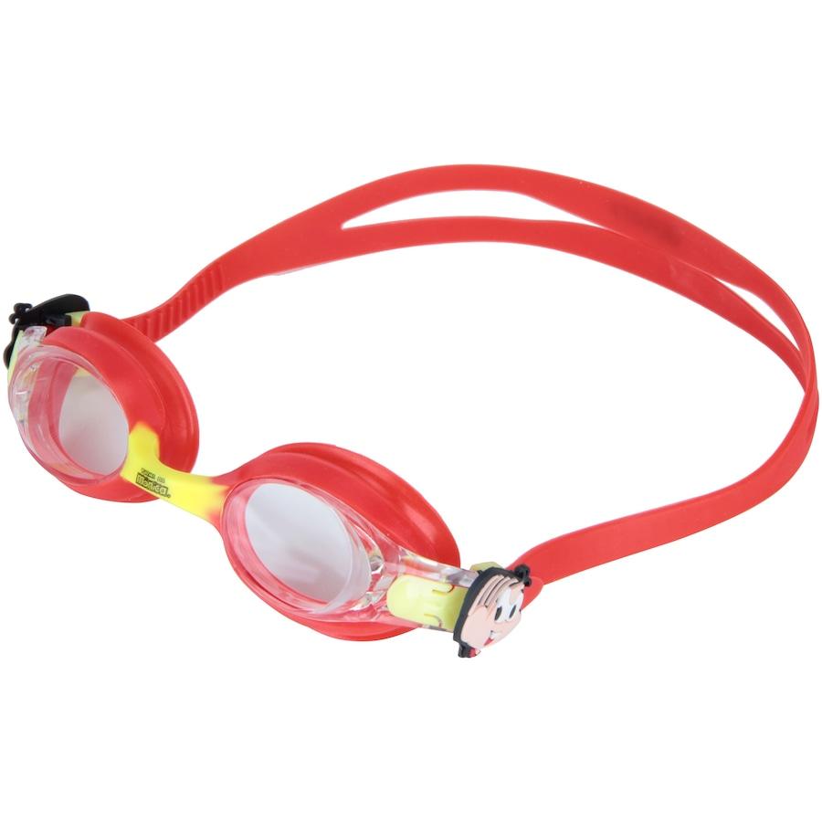Óculos de Natação Floty Turma da Mônica Feminino - Infantil 7537c3094e