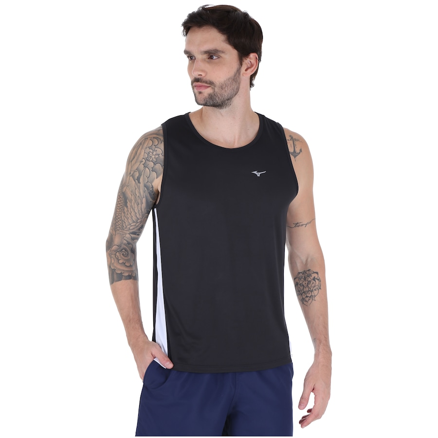 Camiseta Regata Mizuno Wave Run New - Masculina b0cfc51e306