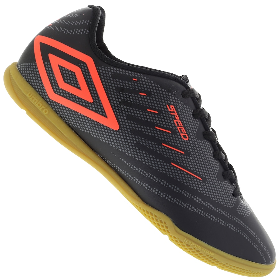 Chuteira Futsal Umbro Speed IV IC - Adulto ff7e596bc6d0e