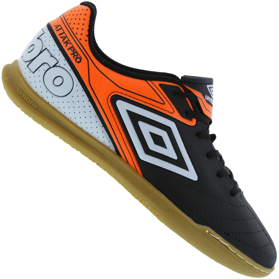 Chuteira Futsal Umbro Attak Pro IC - Adulto 609854df01b49