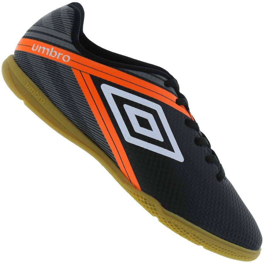 Chuteira Futsal Umbro Drako IC - Adulto a6d6ed5bb141c