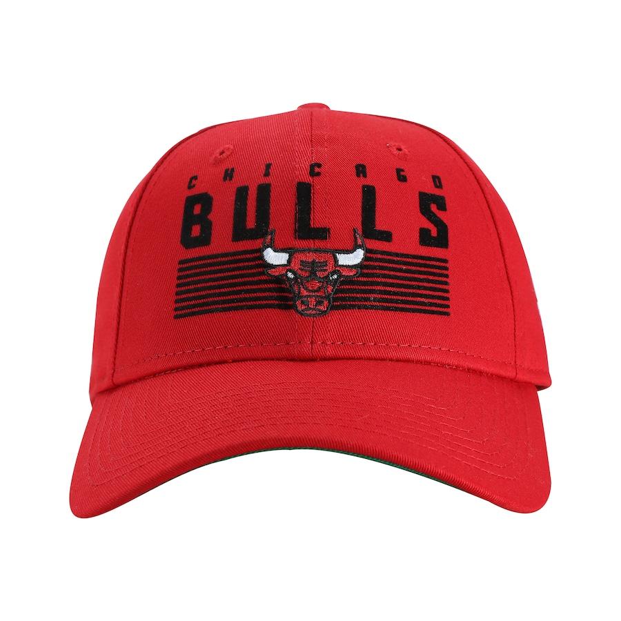 7fb09c5660955 Boné Aba Curva New Era 920 Chicago Bulls - Strapback - Adulto