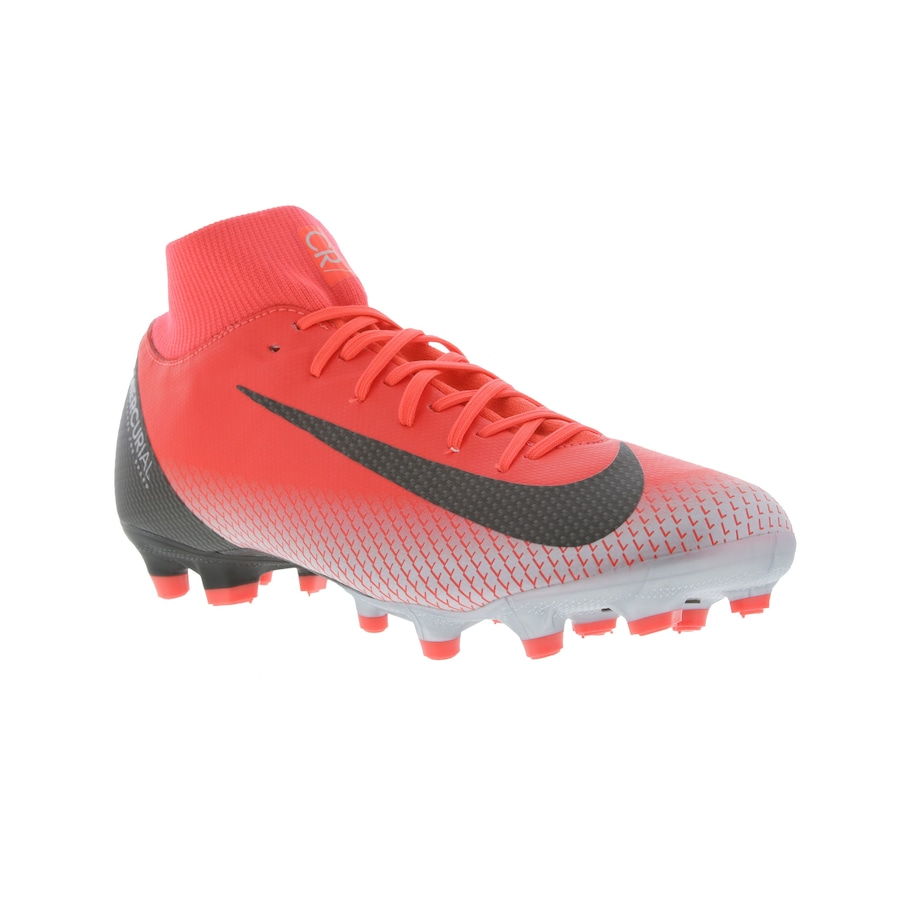 classic fit 5f738 0dab9 Chuteira de Campo Nike Mercurial Superfly 6 Academy CR7 FG/MG - Adulto
