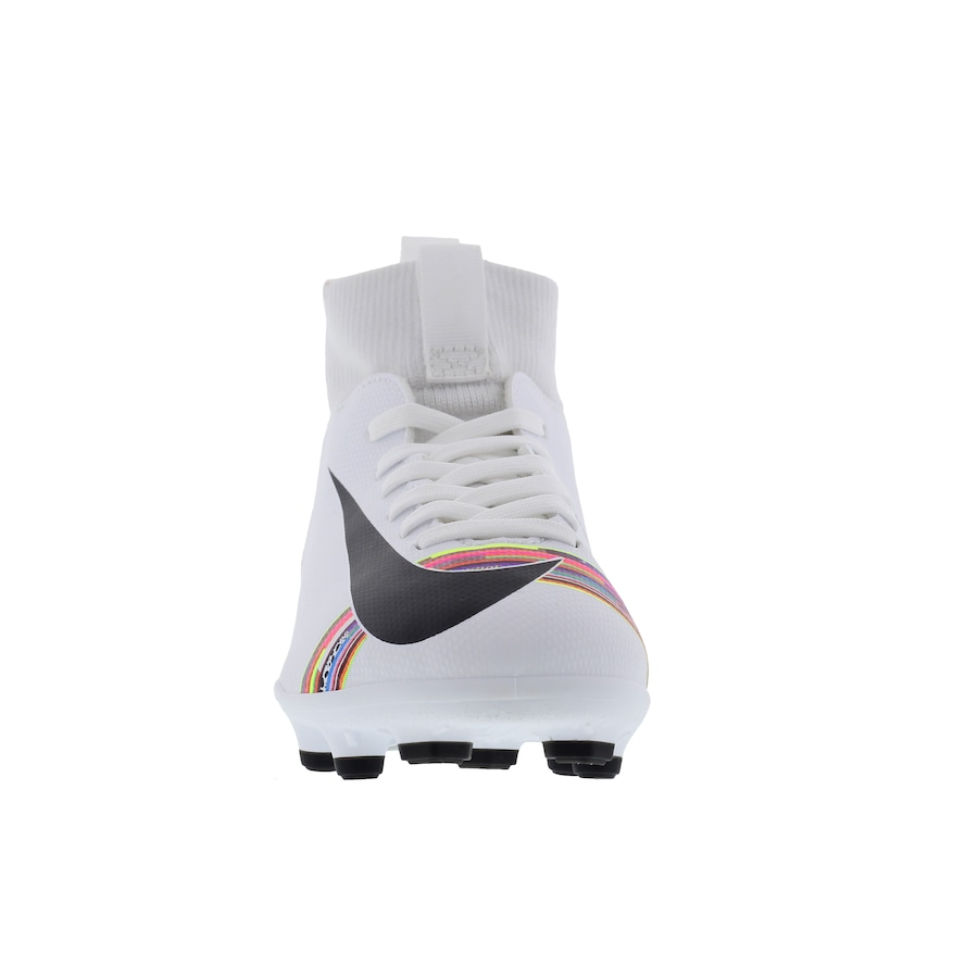 7065dca02a31c Chuteira de Campo Nike Mercurial Superfly 6 Club CR7 FG/MG - Infantil