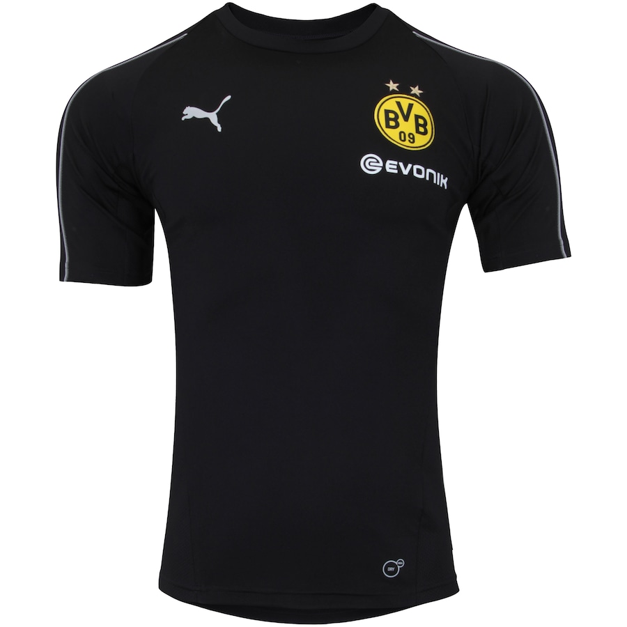 a479e69807 Camisa de Treino Borussia Dortmund 18 19 Puma - Masculina