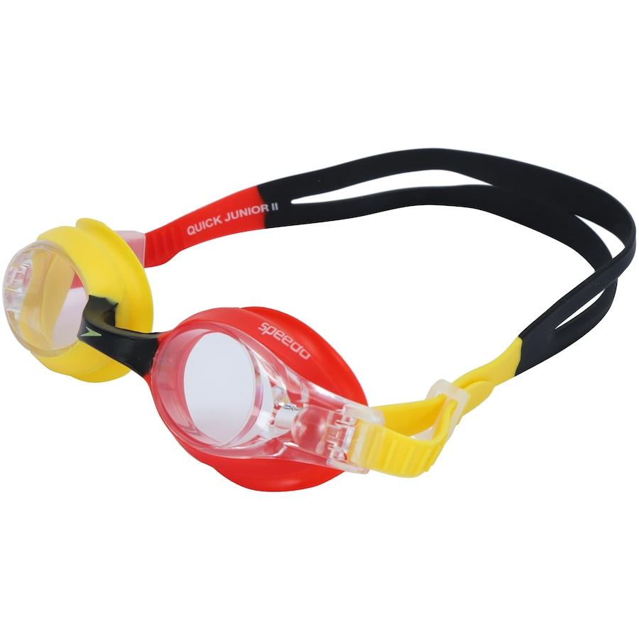 Óculos de Natação Speedo Quick II - Infantil 6e33c55de4