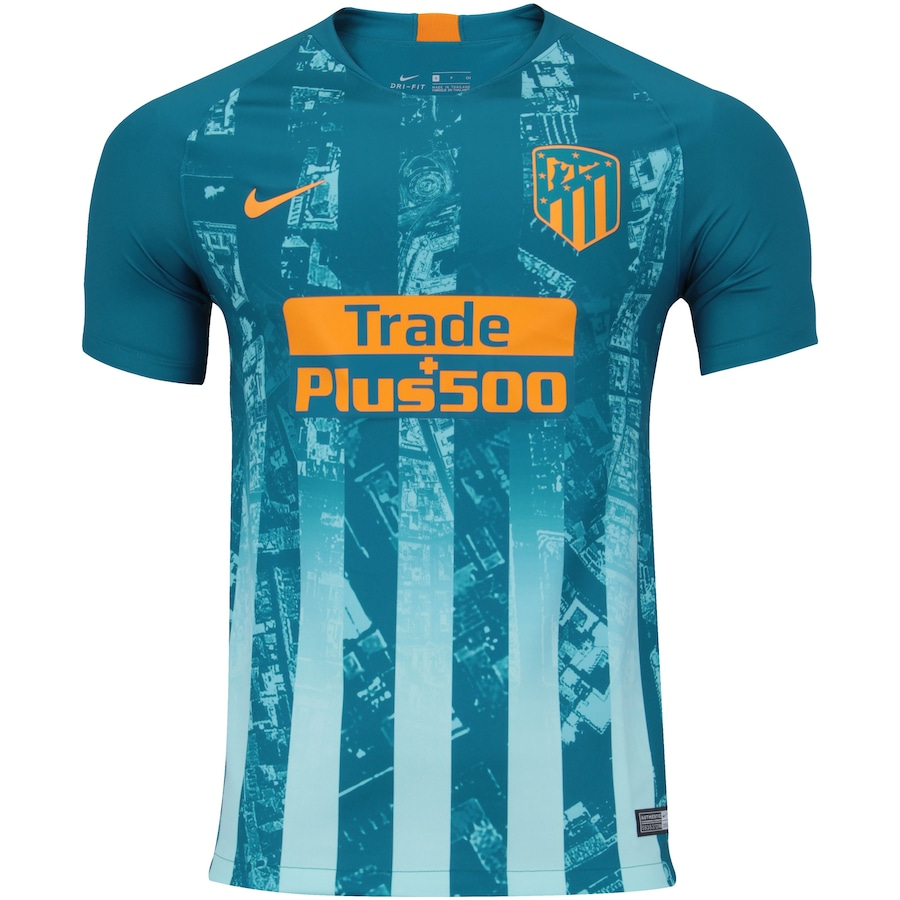 902a5dedc5ca6 Camisa Atlético de Madrid III 18 19 Nike - Masculina