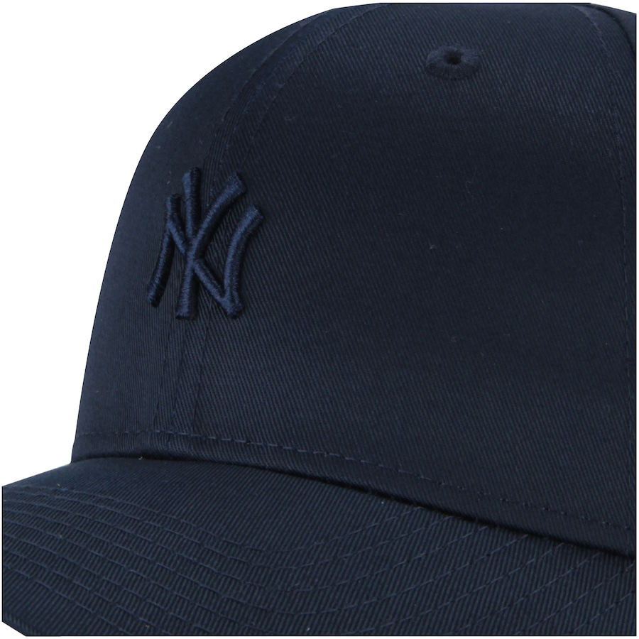 Boné Aba Curva New Era 940 New York Yankees Mini Logo - Snapback - Adulto 4dd59be4e0a