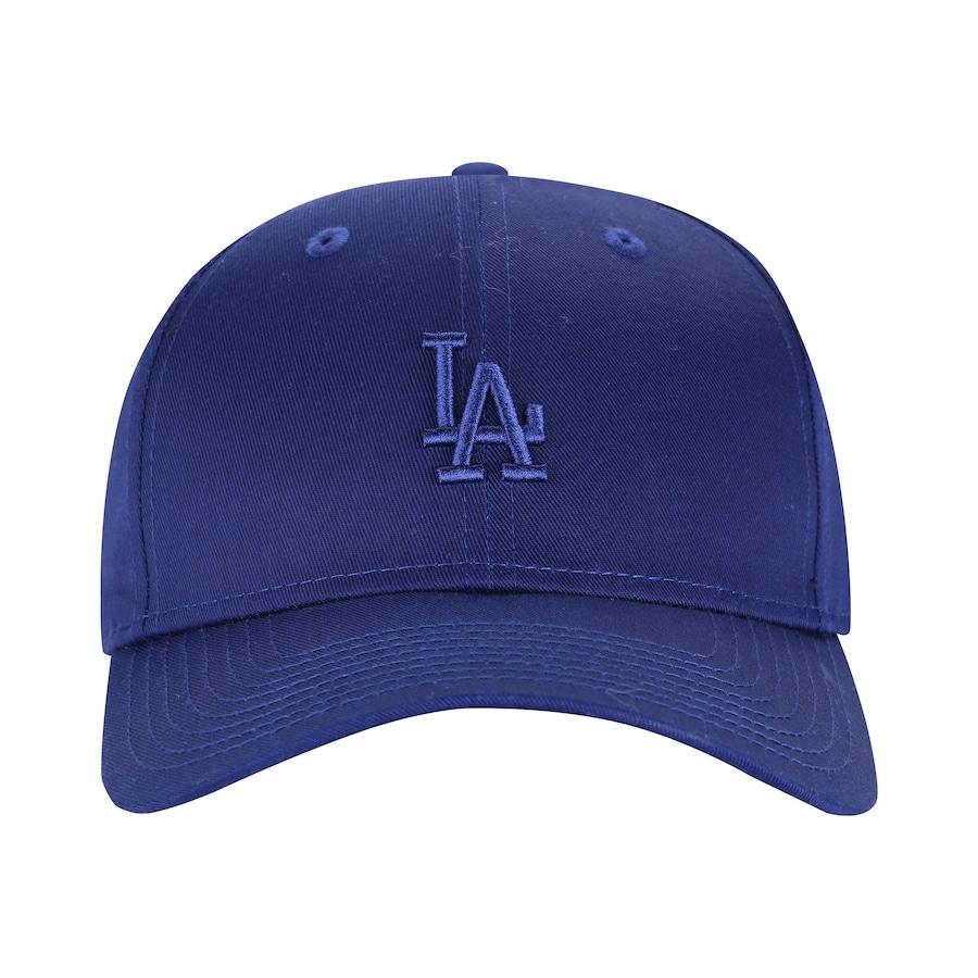 e95014dcdf Boné Aba Curva New Era 940 Los Angeles Dodgers Mini Logo - Snapback - Adulto