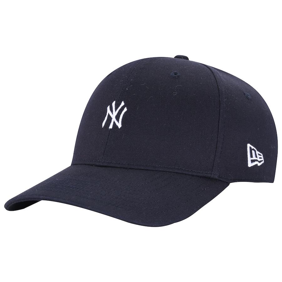 Boné Aba Curva New Era 3930 New York Yankees Core Lic - Fechado - Adulto 05dfc8f90c7