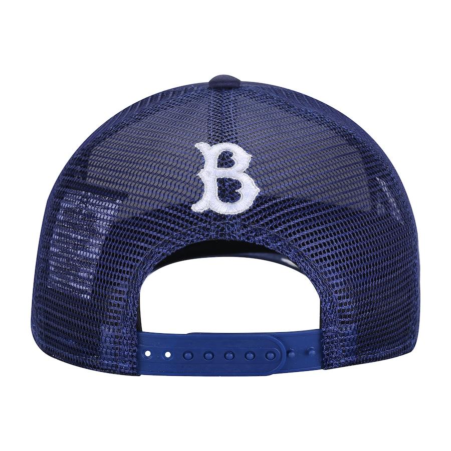 Boné Aba Curva New Era 940 Los Angeles Dodgers - Trucker - Snapback - Adulto 9506c3c8f95