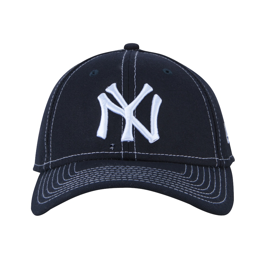 Boné Aba Curva New Era 940 New York Yankees Hit - Snapback - Adulto 17d7227d41b