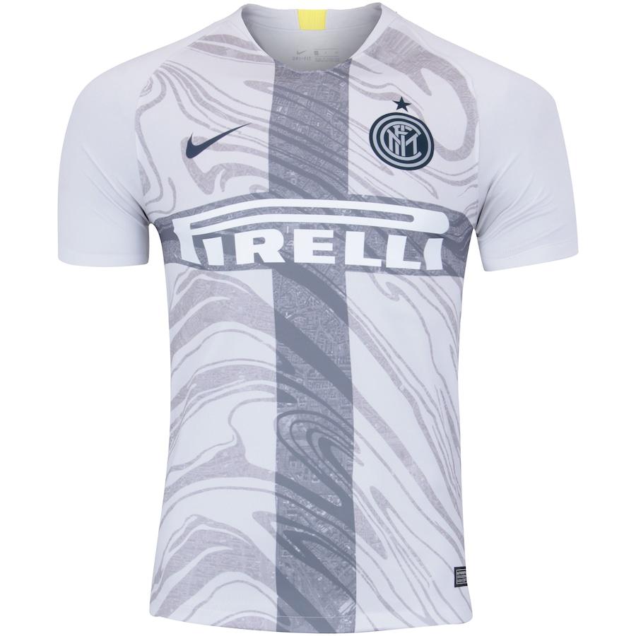 ccade9dbbe620 Camisa Inter de Milão 18 19 III Nike - Masculina