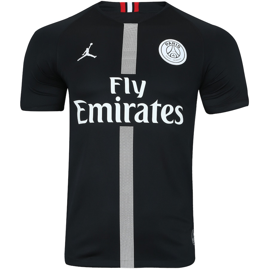 Camisa Jordan x PSG III 18 19 Nike - Masculina a0d6eb3ebe1b7