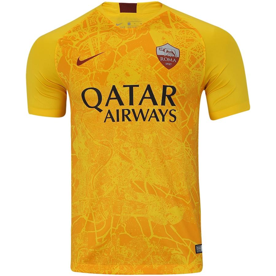 5ebf5089f9c53 Camisa Roma III 18 19 Nike - Masculina