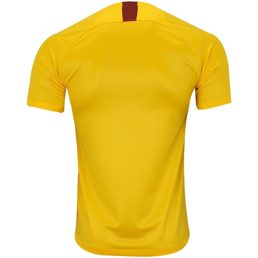 Camisa Roma III 18 19 Nike - Masculina 8f8220f3df5c0