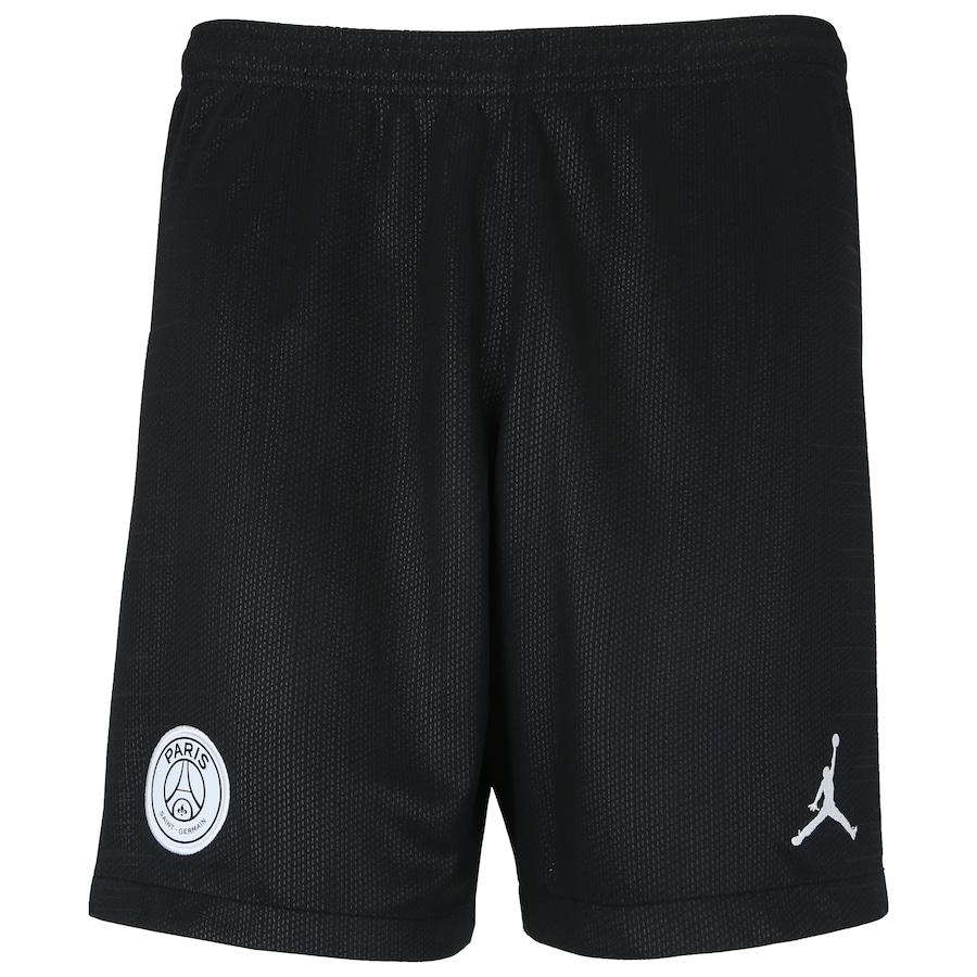 Calção Jordan X PSG III 18 19 Nike - Masculino 91ad19f17fb08