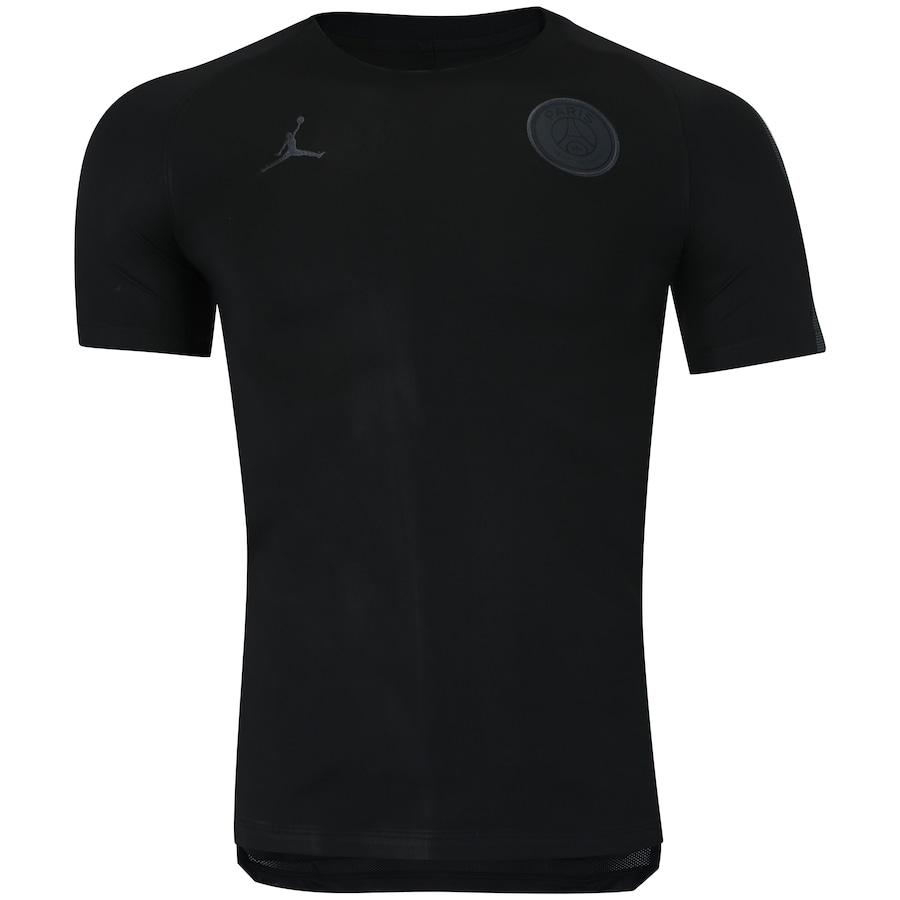 215fc5e95c30c Camisa de Treino Jordan X PSG Nike - Masculina