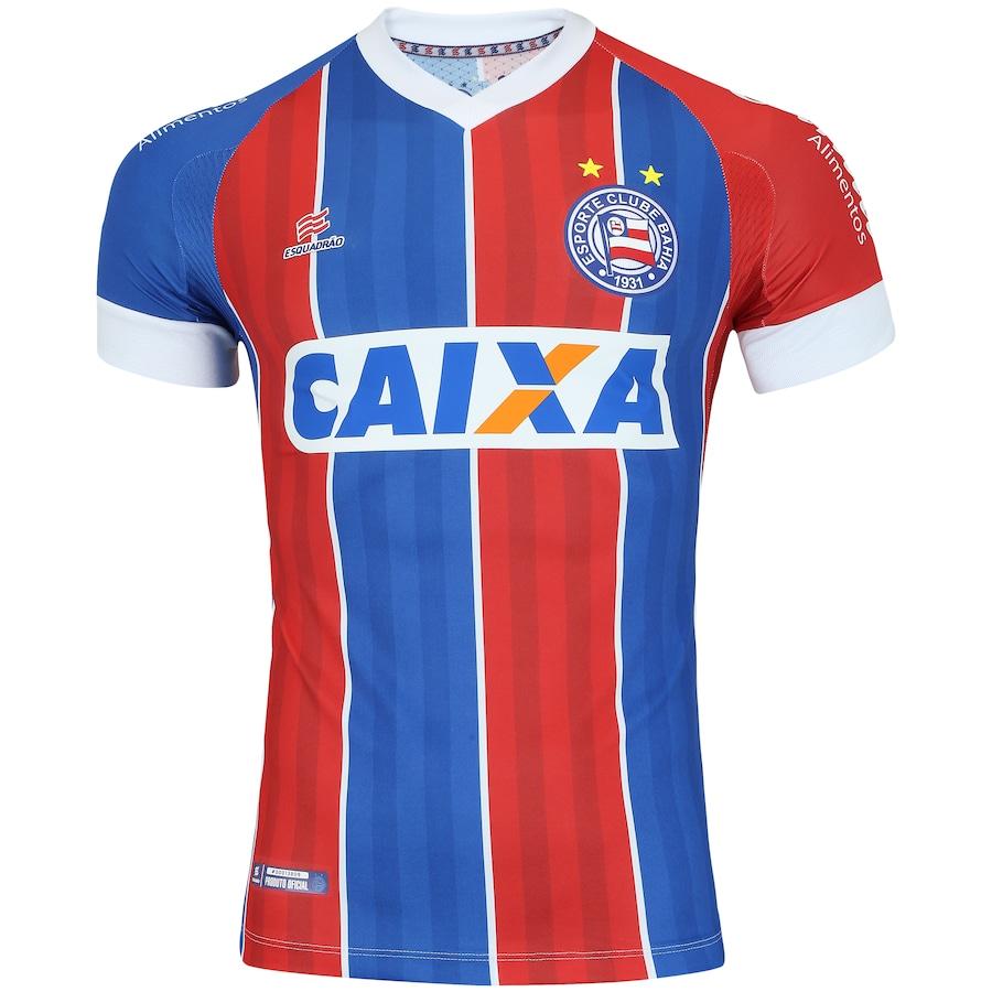 Camisa do Bahia II 2018 Esquadrão - Masculina 27d981e8905fd