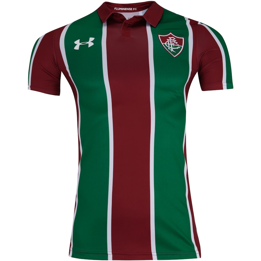 4f09a31f97af9 Camisa do Fluminense I 2019 Under Armour - Masculina