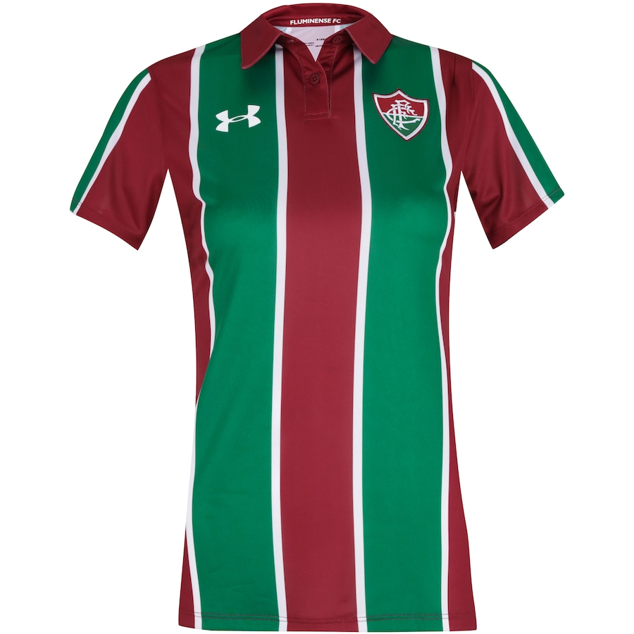 7fc7fe675ad Camisa do Fluminense I 2019 Under Armour - Feminina