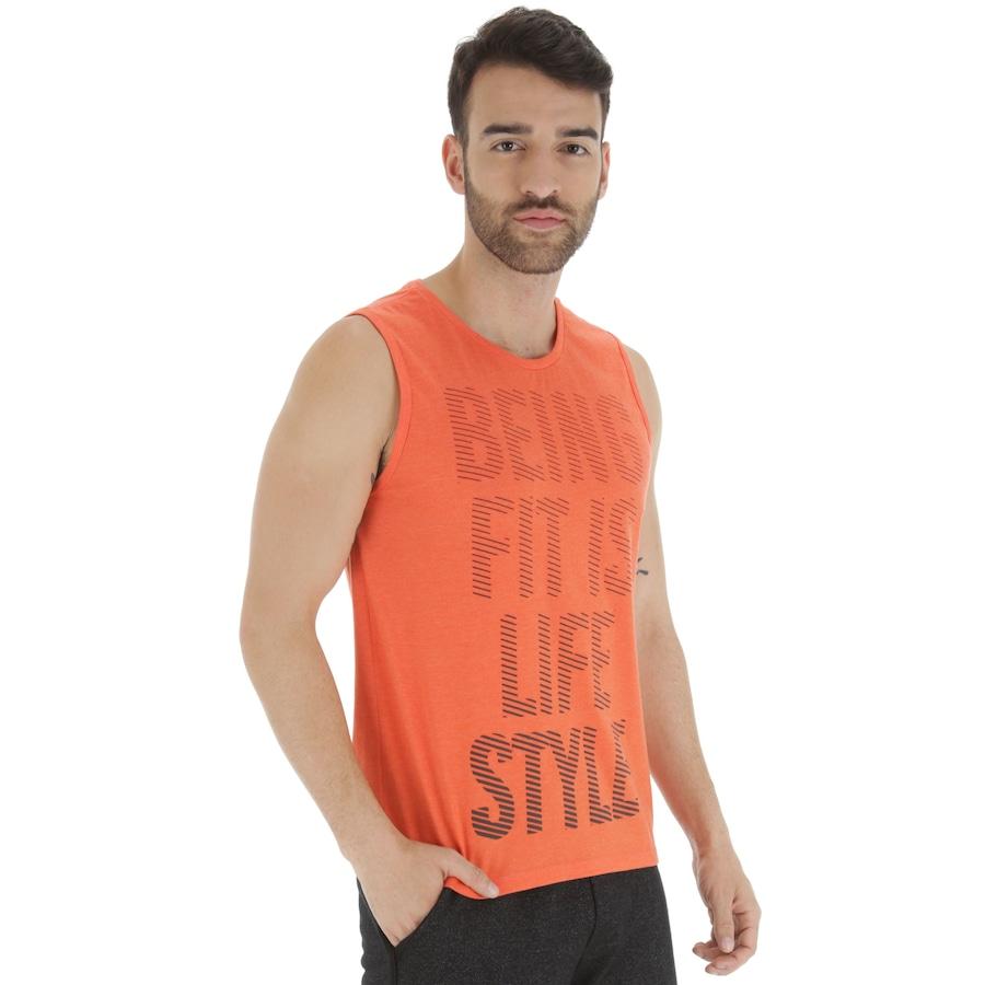 Camiseta Regata Oxer Estampa BF - Masculina 01b1724497a