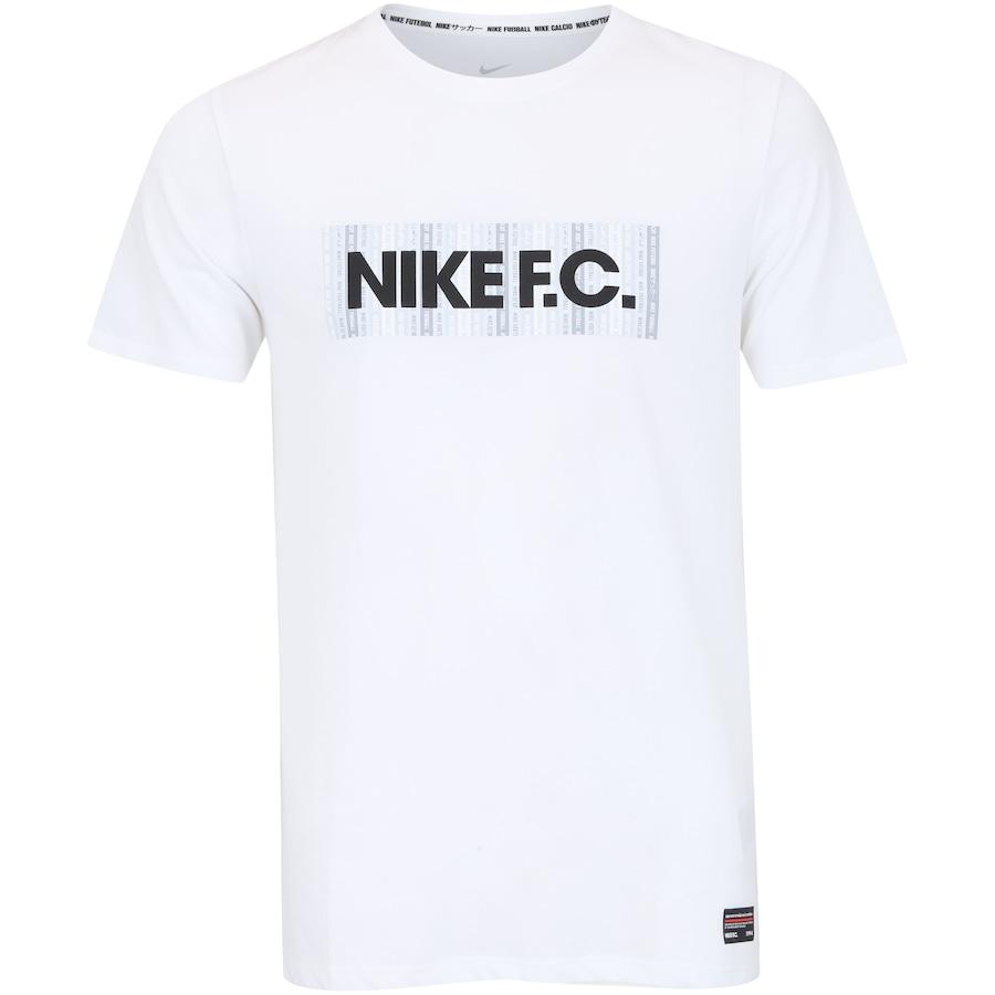 d7cdf2bced406 Camiseta Nike FC Dry Seasonal Block - Masculina