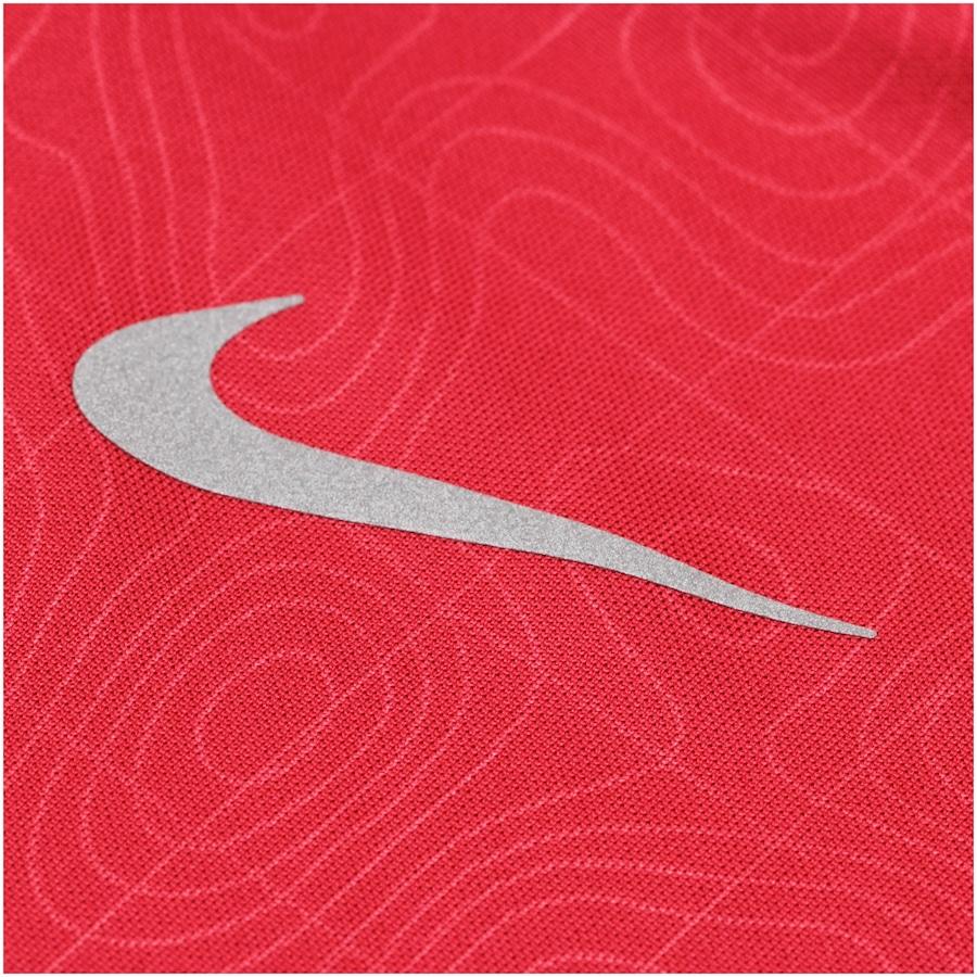 Camisa de Treino Barcelona 18 19 Nike Breathe - Infantil 4efbe95507df4