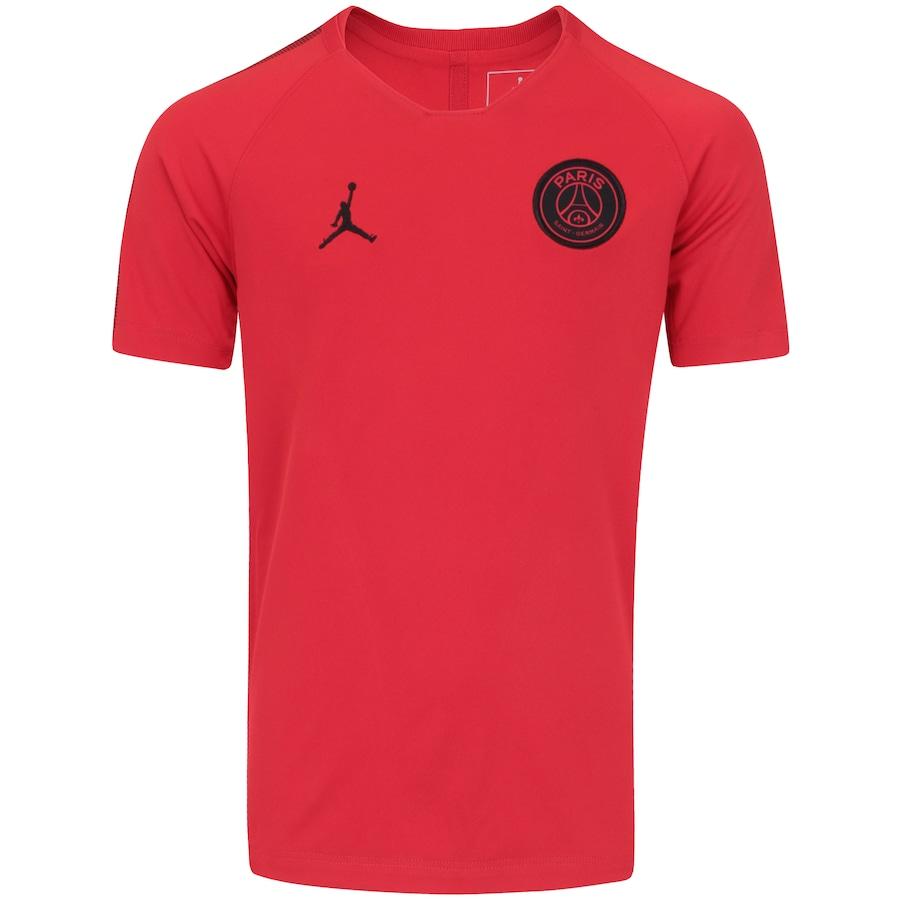 842c7608dce Camisa de Treino Jordan X PSG 18 19 Nike - Infantil