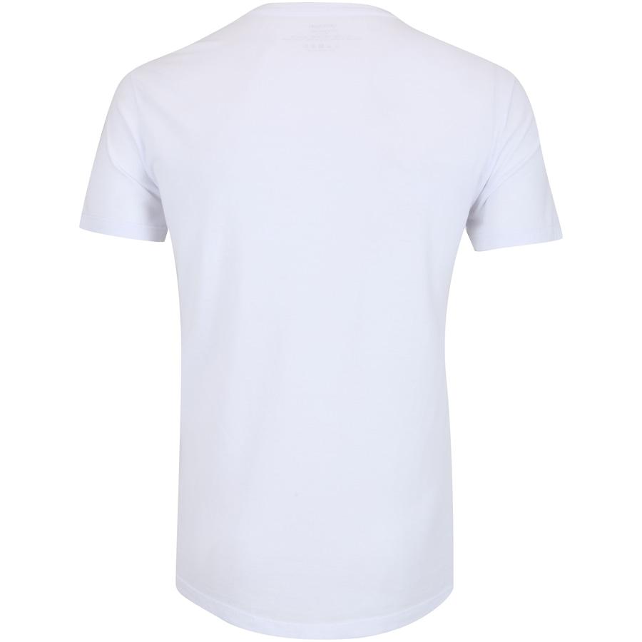 6bacaba328b77 Camiseta Calvin Klein 2 Cores - Masculina