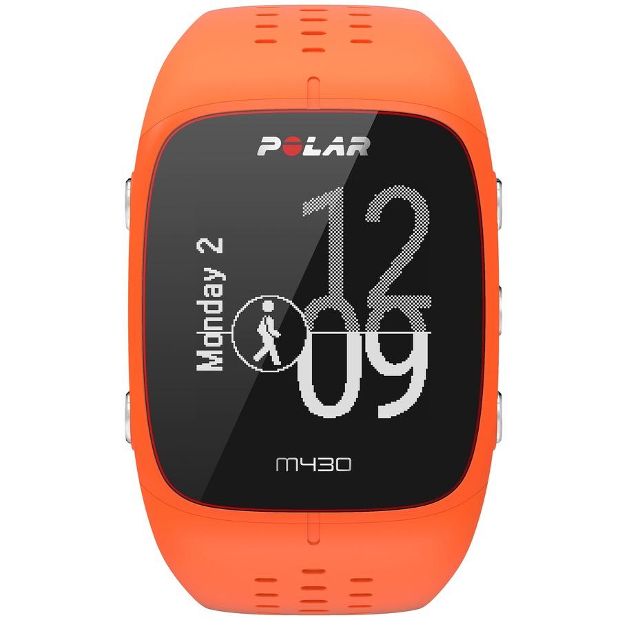 7e4db2115ae Relógio Esportivo com GPS e Monitor Cardíaco Óptico Polar M430