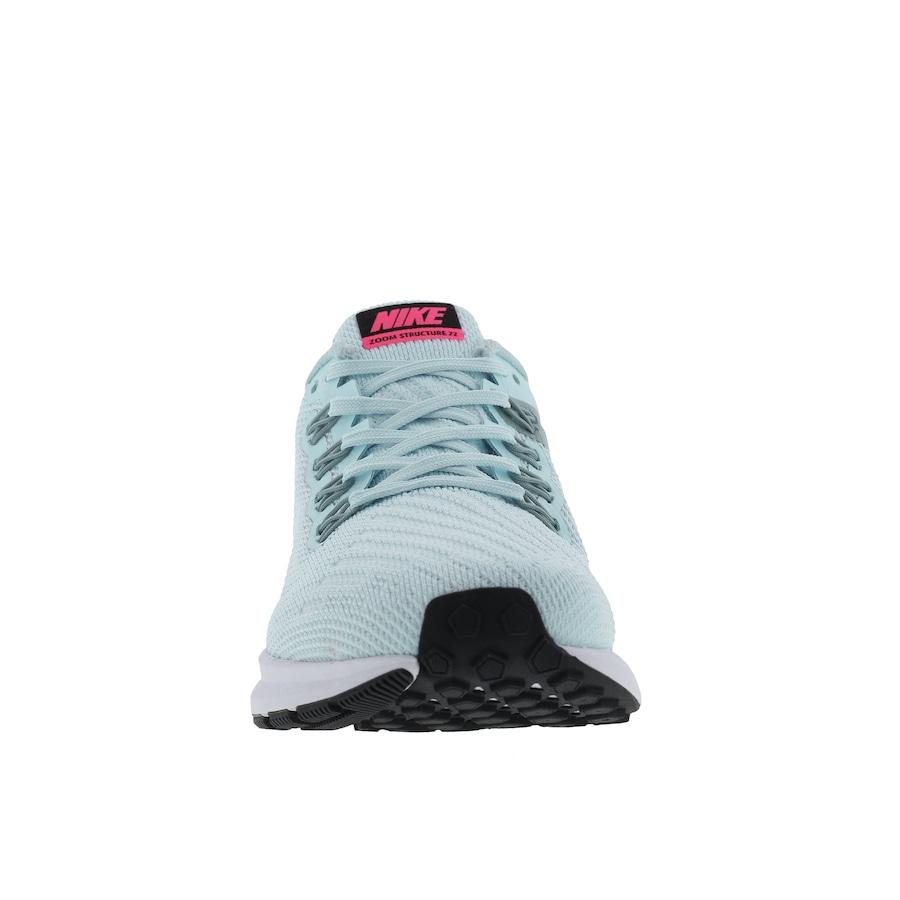 9d161b6a9cc Tênis Nike Air Zoom Structure 22 - Feminino