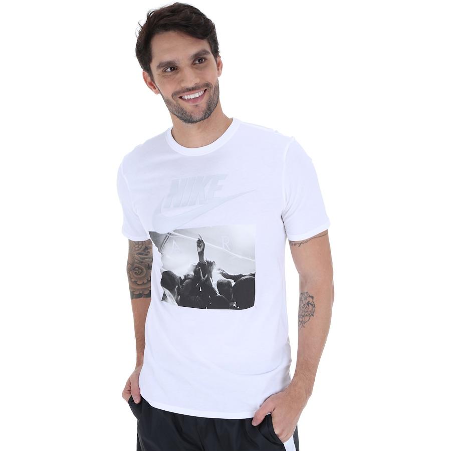 02df74eb89bdb Camiseta Nike CLTR Air 2 - Masculina