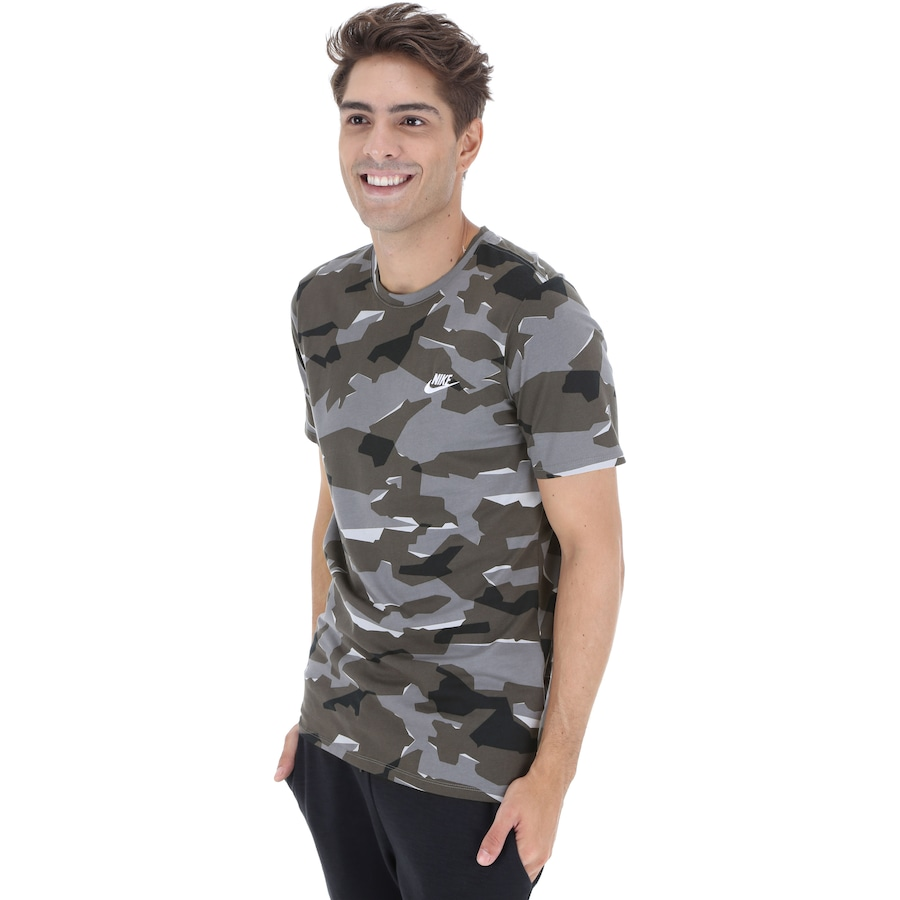 2b33abfb232 Camiseta Nike Camo Pack 1 - Masculina