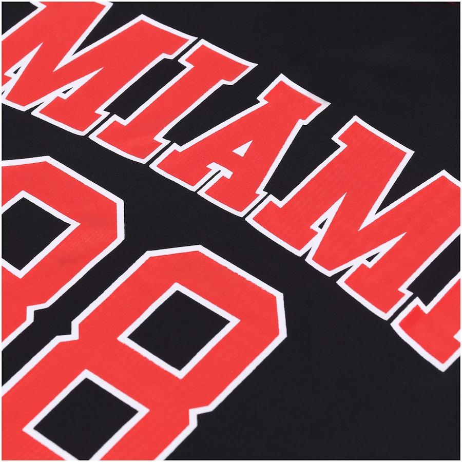 6ab9f05b23 Camiseta Regata NBA Miami Heat Retrô - Masculina