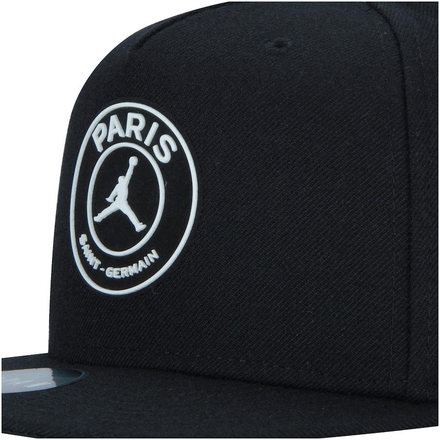 Boné Aba Reta Jordan X PSG Pro Nike - Snapback - Adulto 2649916f985
