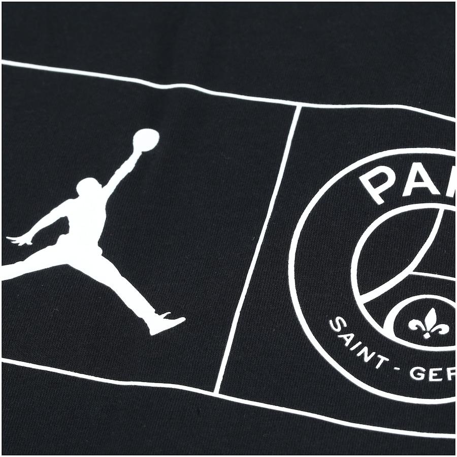42e268b4ea885 Camiseta Jordan X PSG Jock Nike - Masculina - Camiseta Jordan X PSG ...