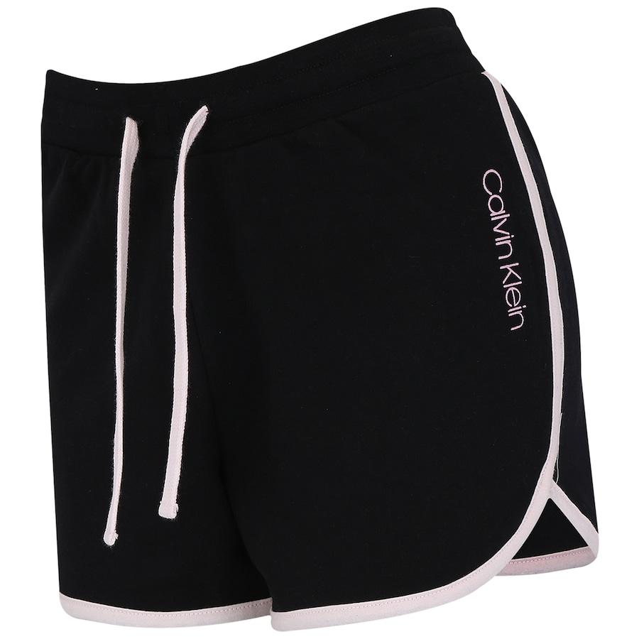 sports shoes fd4a4 bfe41 Shorts Moletinho Calvin Klein Básico - Feminino