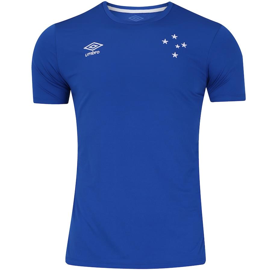 Camiseta do Cruzeiro Umbro 2018 - Masculina 89ebc1df3f210