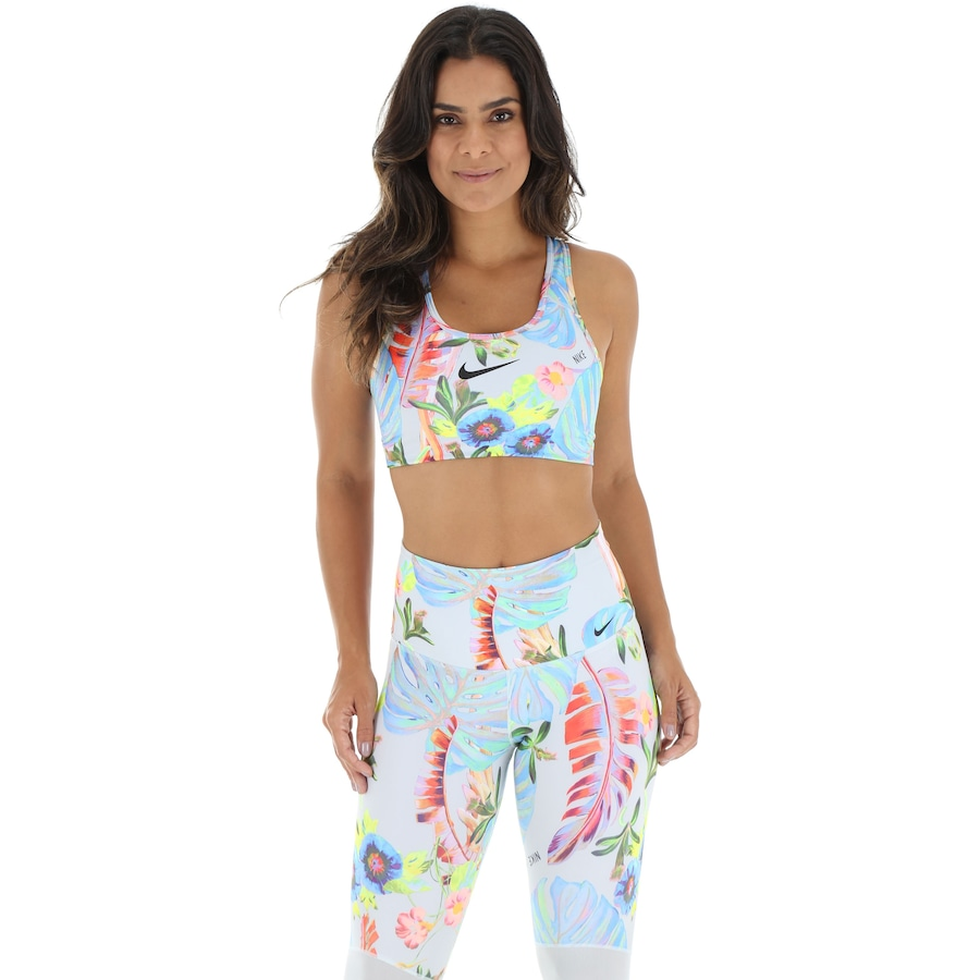 05dbee3c1 Top Fitness Nike Swoosh Hyper Femme - Adulto