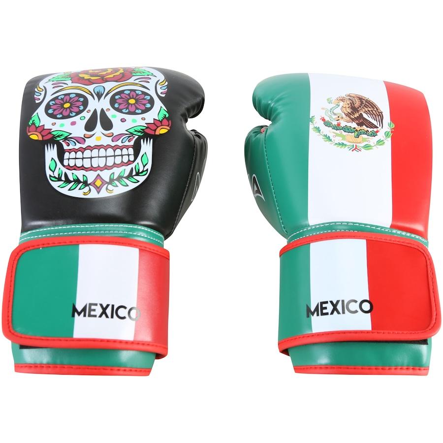 252754ed3 Luvas de Boxe Naja México - 12 OZ - Adulto