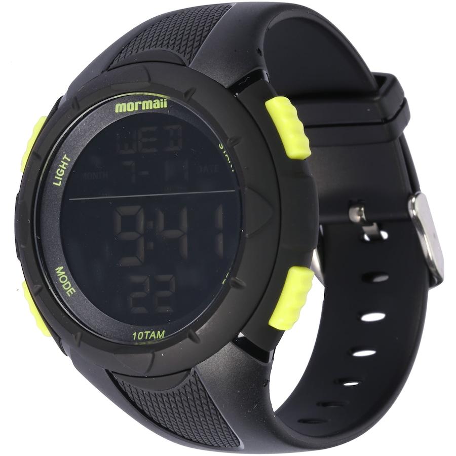 b090fa705acc3 Relógio Digital Mormaii MOM14810AA - Masculino