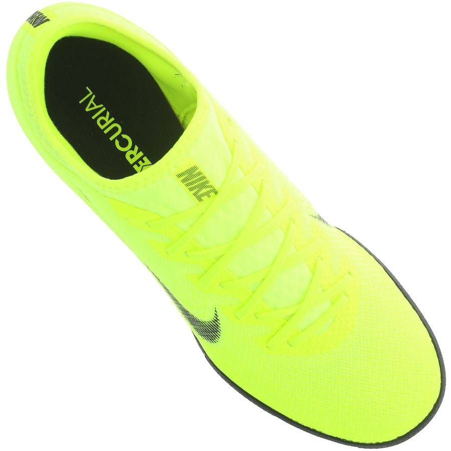 ... Chuteira Society Nike Mercurial Vapor X 12 Pro TF - Adulto  f0a97e46cd387e ... 383055fbc1d55