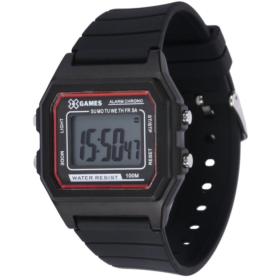 ec09f3ba30d Relógio Digital X Games XGPPD109 - Feminino