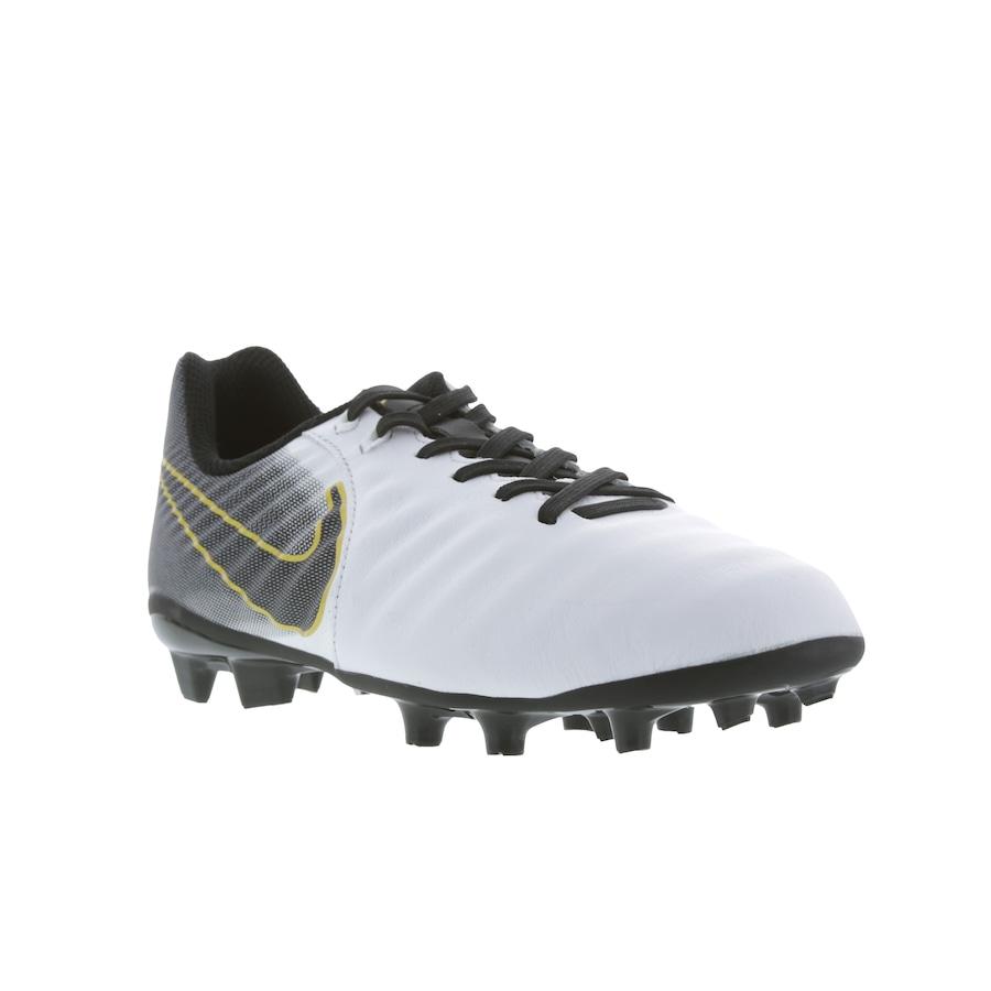 Chuteira de Campo Nike Tiempo Legend 7 Academy FG - Infantil 0f0cd1abb9397