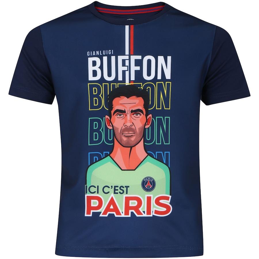 35dbcfc5d Camiseta PSG Buffon Bomache - Infantil
