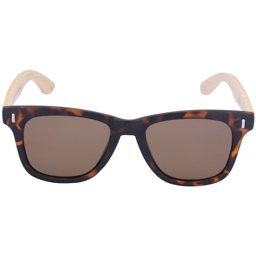 39124718cc426 Óculos de Sol Oxer Bali Tartaruga KT540845BM-P - Unissex